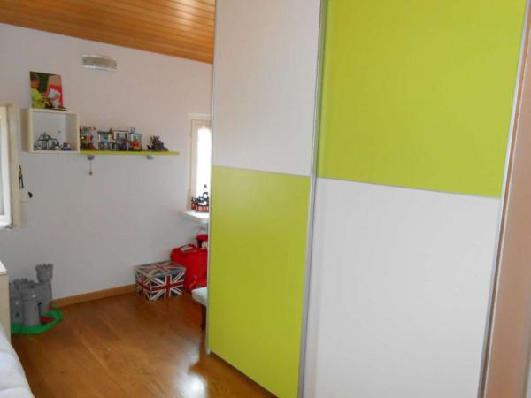 Villa in vendita a Bagnolo Cremasco, Residenziale, Con giardino, 275 mq - Foto 12