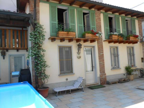 Villa in vendita a Bagnolo Cremasco, Residenziale, Con giardino, 275 mq