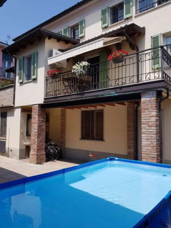 Villa in vendita a Bagnolo Cremasco, Residenziale, Con giardino, 275 mq - Foto 100