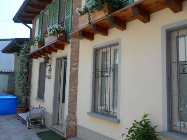 Villa in vendita a Bagnolo Cremasco, Residenziale, Con giardino, 275 mq - Foto 91