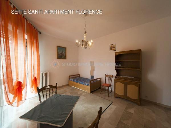 Appartamento in affitto a Firenze, Arredato, 70 mq