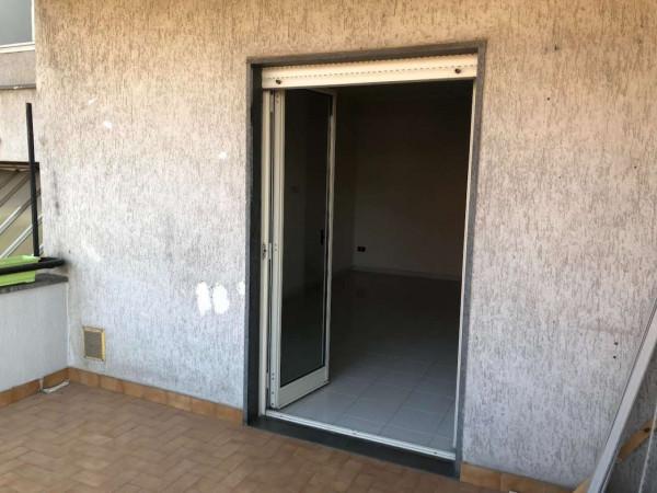 Appartamento in vendita a Sant'Anastasia, Centrale, Con giardino, 140 mq - Foto 25