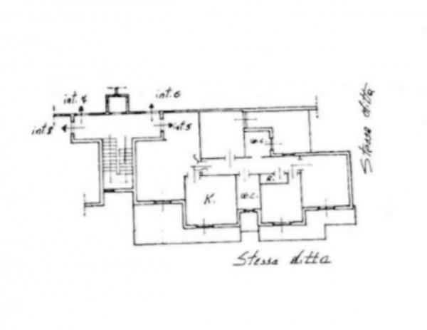 Appartamento in vendita a Sant'Anastasia, Centrale, Con giardino, 140 mq - Foto 2