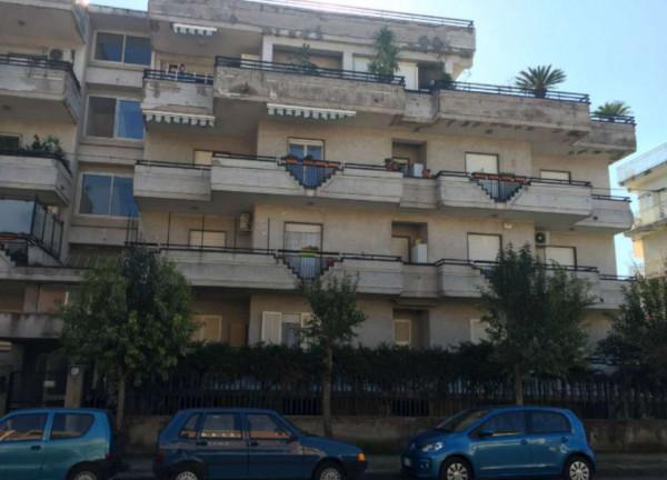 Appartamento in vendita a Sant'Anastasia, Centrale, Con giardino, 140 mq - Foto 1