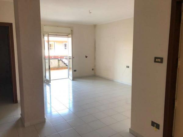 Appartamento in vendita a Sant'Anastasia, Centrale, Con giardino, 140 mq - Foto 32