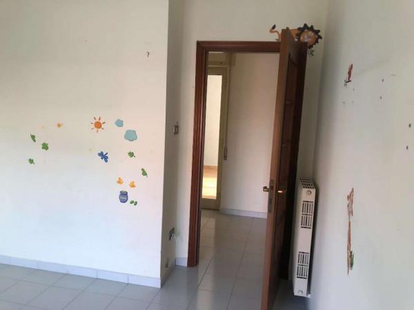 Appartamento in vendita a Sant'Anastasia, Centrale, Con giardino, 140 mq - Foto 10
