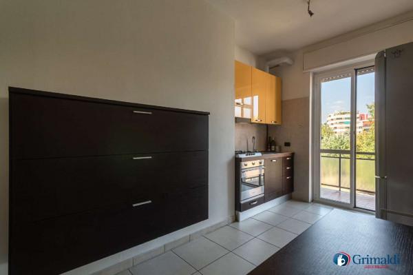 Appartamento in vendita a Milano, San Siro, Arredato, 50 mq - Foto 20