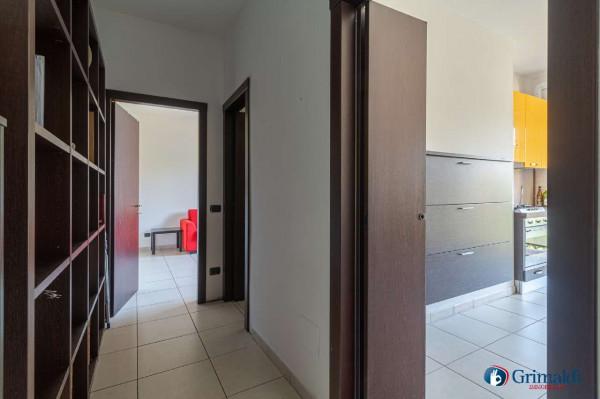 Appartamento in vendita a Milano, San Siro, Arredato, 50 mq - Foto 23