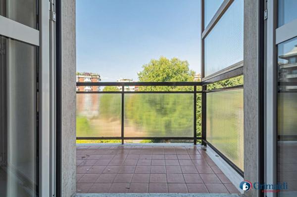 Appartamento in vendita a Milano, San Siro, Arredato, 50 mq - Foto 19