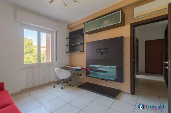 Appartamento in vendita a Milano, San Siro, Arredato, 50 mq - Foto 16