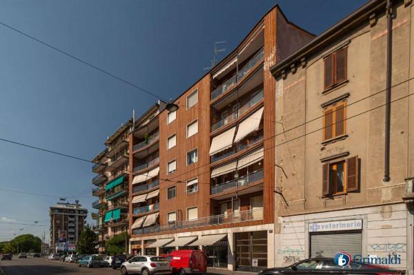 Appartamento in vendita a Milano, San Siro, Arredato, 50 mq - Foto 6