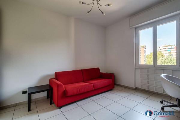 Appartamento in vendita a Milano, San Siro, Arredato, 50 mq - Foto 14