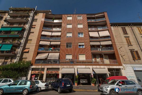 Appartamento in vendita a Milano, San Siro, Arredato, 50 mq