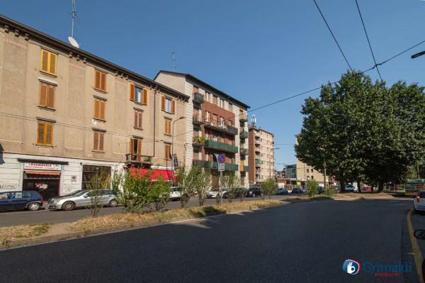 Appartamento in vendita a Milano, San Siro, Arredato, 50 mq - Foto 5