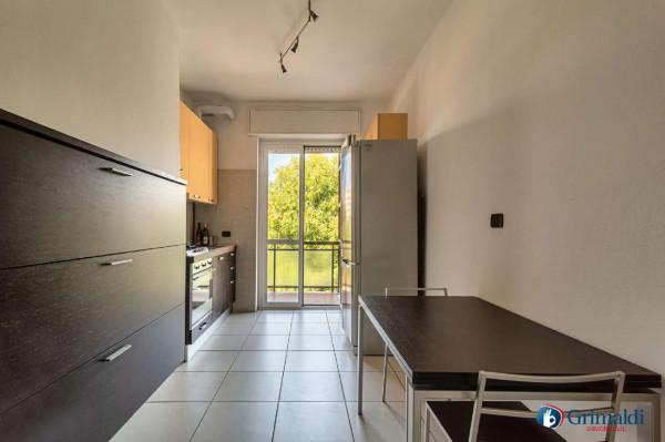 Appartamento in vendita a Milano, San Siro, Arredato, 50 mq - Foto 22