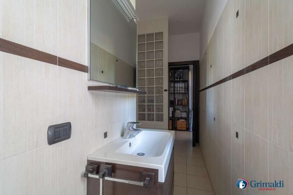 Appartamento in vendita a Milano, San Siro, Arredato, 50 mq - Foto 13
