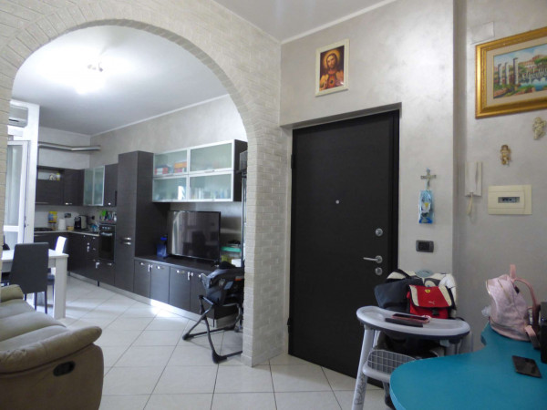 Appartamento in vendita a Borgaro Torinese, 80 mq