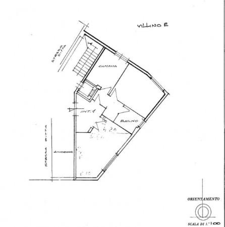 Appartamento in vendita a Roma, Monteverde Nuovo, Arredato, con giardino, 75 mq - Foto 2