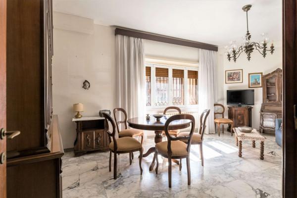 Appartamento in vendita a Roma, Monteverde Nuovo, Arredato, con giardino, 75 mq