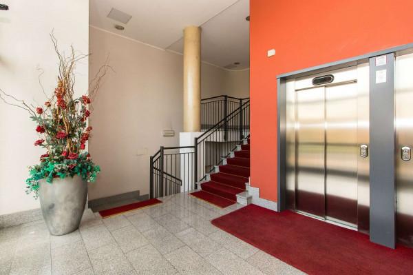 Appartamento in vendita a Torino, Arredato, con giardino, 168 mq - Foto 14