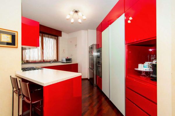 Appartamento in vendita a Torino, Arredato, con giardino, 168 mq - Foto 11