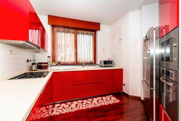 Appartamento in vendita a Torino, Arredato, con giardino, 168 mq - Foto 13