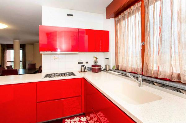 Appartamento in vendita a Torino, Arredato, con giardino, 168 mq - Foto 10