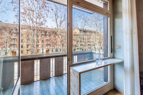 Appartamento in vendita a Torino, Con giardino, 160 mq - Foto 21