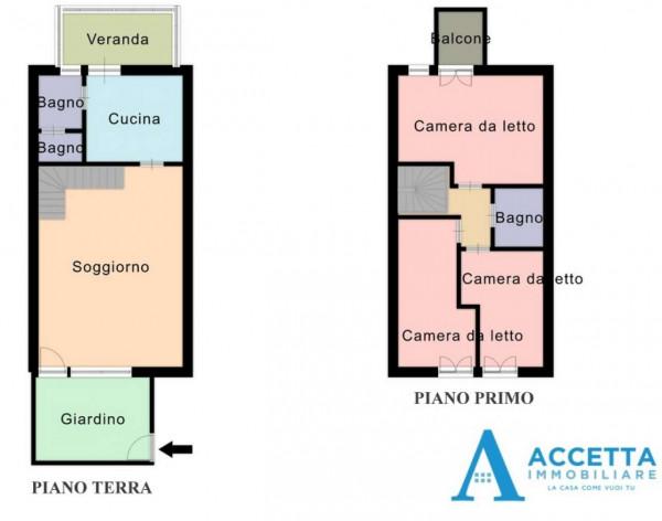 Appartamento in vendita a Taranto, Talsano, Con giardino, 123 mq - Foto 2