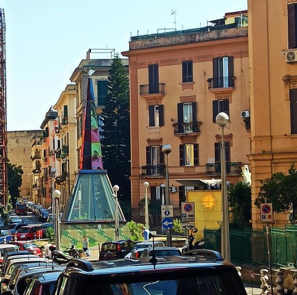 Appartamento in vendita a Napoli, Metrò Materdei, 140 mq