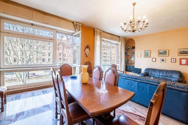 Appartamento in vendita a Torino, Con giardino, 160 mq - Foto 20