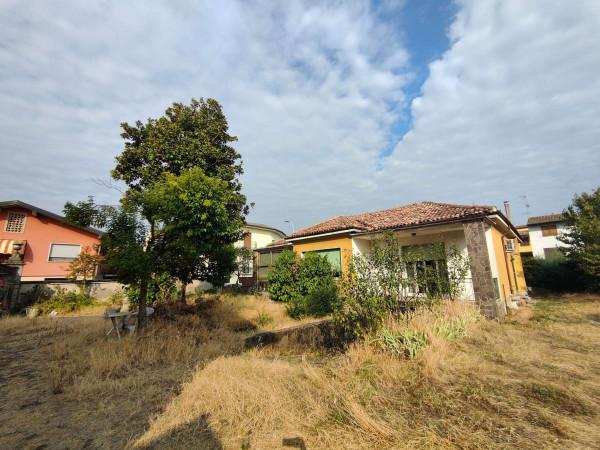 Villa in vendita a Monte Cremasco, Residenziale, Con giardino, 260 mq - Foto 6