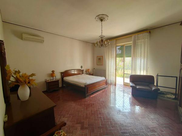 Villa in vendita a Monte Cremasco, Residenziale, Con giardino, 260 mq - Foto 17