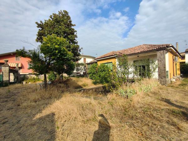 Villa in vendita a Monte Cremasco, Residenziale, Con giardino, 260 mq - Foto 2