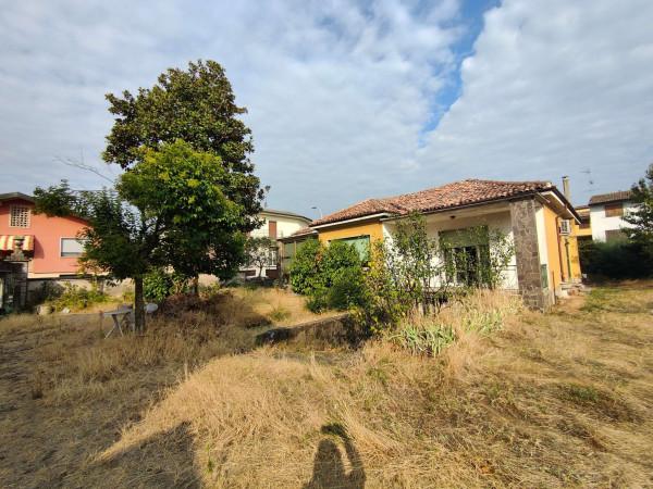 Villa in vendita a Monte Cremasco, Residenziale, Con giardino, 260 mq - Foto 3