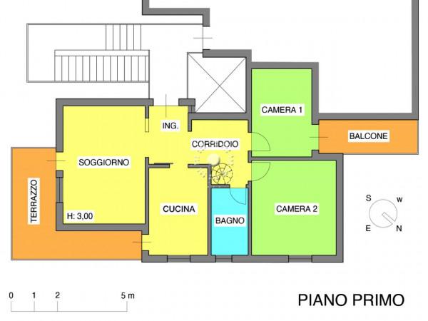 Appartamento in vendita a Firenze, 110 mq - Foto 5