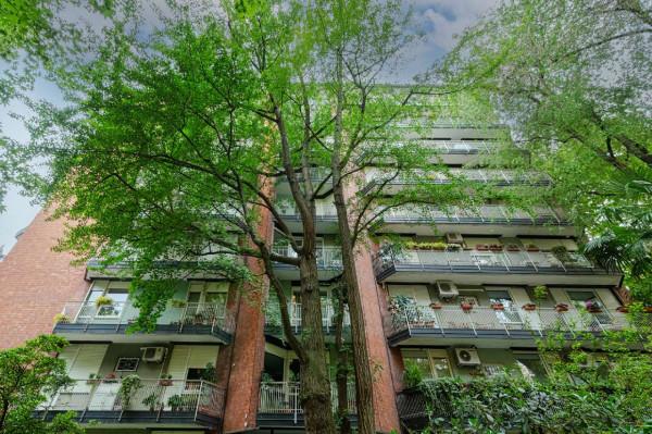 Appartamento in vendita a Milano, Bande Nere, Con giardino, 175 mq - Foto 30