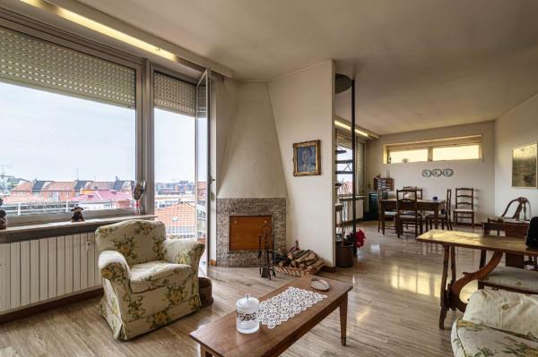 Appartamento in vendita a Milano, Bande Nere, Con giardino, 175 mq - Foto 28