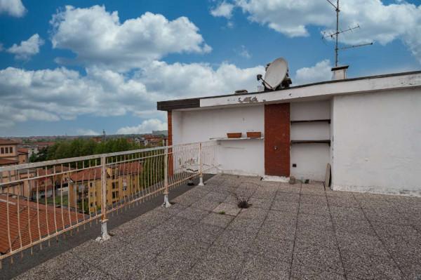 Appartamento in vendita a Milano, Bande Nere, Con giardino, 175 mq - Foto 23