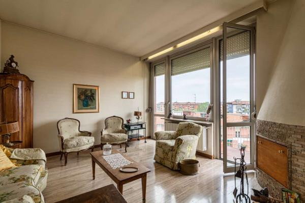 Appartamento in vendita a Milano, Bande Nere, Con giardino, 175 mq - Foto 27