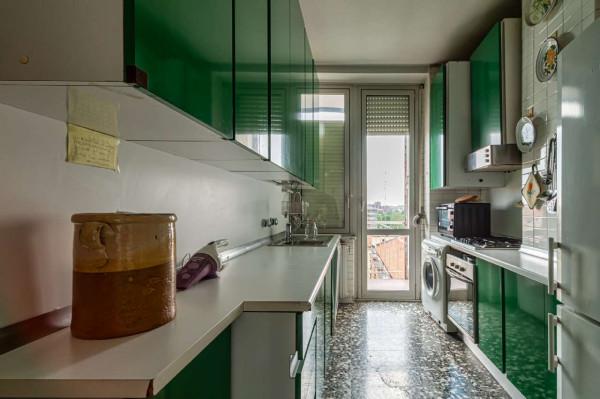 Appartamento in vendita a Milano, Bande Nere, Con giardino, 175 mq - Foto 16