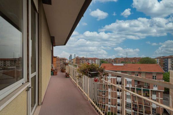 Appartamento in vendita a Milano, Bande Nere, Con giardino, 175 mq - Foto 17