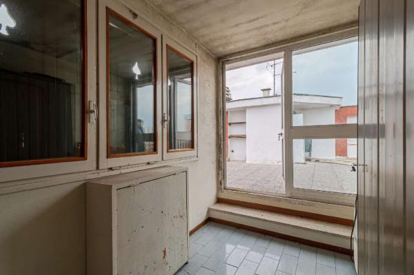 Appartamento in vendita a Milano, Bande Nere, Con giardino, 175 mq - Foto 24