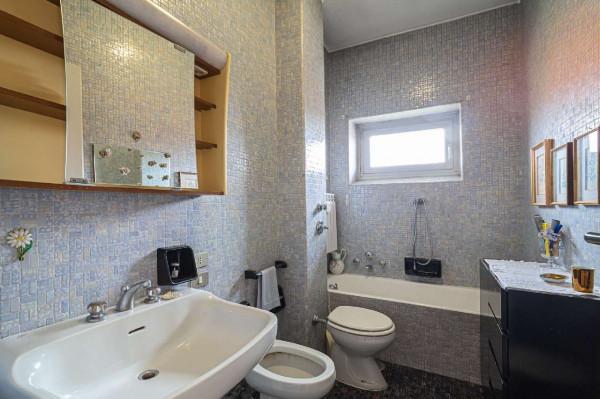 Appartamento in vendita a Milano, Bande Nere, Con giardino, 175 mq - Foto 12