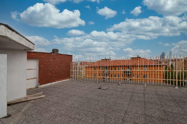 Appartamento in vendita a Milano, Bande Nere, Con giardino, 175 mq - Foto 22