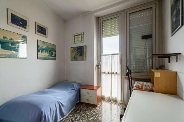 Appartamento in vendita a Milano, Bande Nere, Con giardino, 175 mq - Foto 8