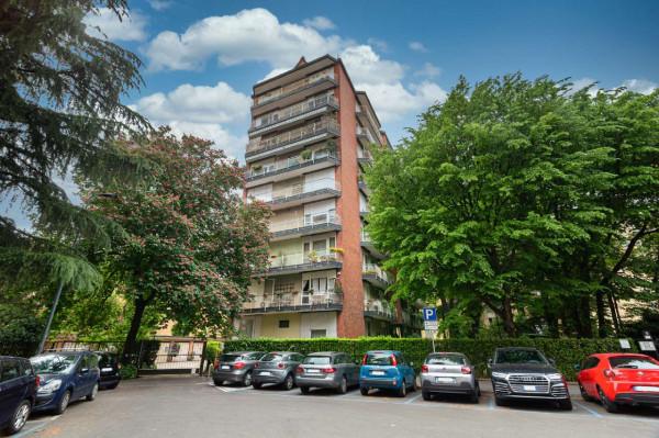 Appartamento in vendita a Milano, Bande Nere, Con giardino, 175 mq - Foto 31