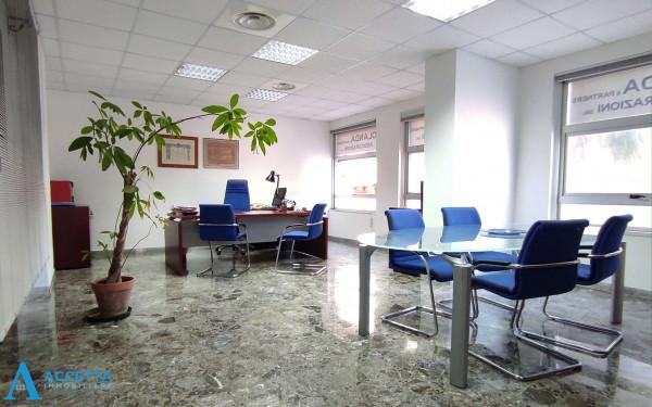 Ufficio in vendita a Taranto, Borgo, 167 mq - Foto 5