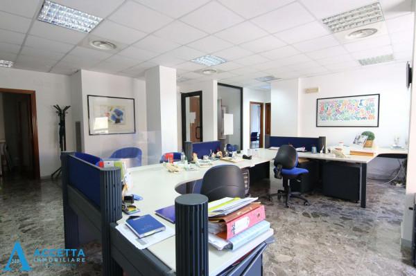 Ufficio in vendita a Taranto, Borgo, 167 mq - Foto 18
