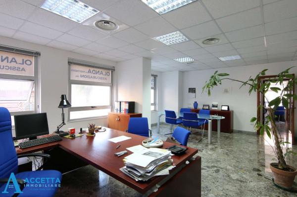 Ufficio in vendita a Taranto, Borgo, 167 mq - Foto 15